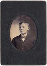 William Koenig Cabinet Photo - Greenfield, Massachusetts - $17.50