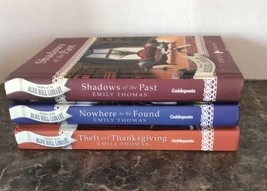 Lot Three 3 Guideposts Secrets of the Blue Hill Library Mystery Series 2013 - $16.81