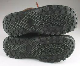 Goodfellow Co Case Mens Brown Camo Leather Textile Faux Fur Chucka Winter Boots image 5