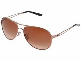 Oakley Caveat Sunglasses OO4054-01 Rose Gold Frame W/ VR50 Brown Iridium... - $65.13