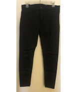 Siwy  Jeans Black Denim Pants Made in USA Women SZ 30 - $14.85