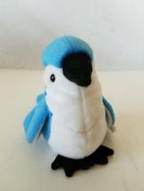 Ty Beanie Baby Rocket The BlueJay Bird - $9.69