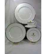 Waterford 2018 Kilbarry Platinum #118259 5 Piece Place Setting NIB - $62.99