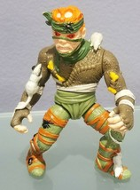 N)1988 Teenage Mutant Ninja Turtles Rat King Action Figure Playmates Toy... - $9.89