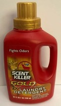NEW! Wildlife Research 1249 Gold Clothing Wash Scent Killer 32 OZ-RARE-S... - $14.73