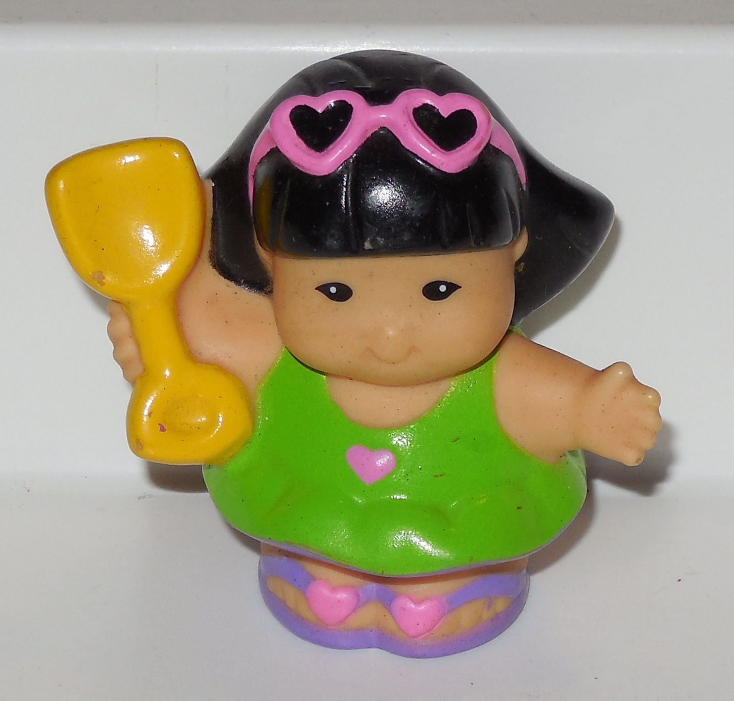 Fisher Price Current Little People Girl FPLP #3