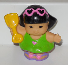 Fisher Price Current Little People Girl FPLP #3 - $3.00