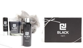 CJ Black Gift Set by Rue 21_1 shower gel, 1 candle, 1 lip balm, 1 shower... - $498,01 MXN