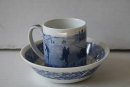 Estee Lauder Porcelain Tea Cup and Bowl Made in Japan Vintage - $7.95