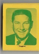 """Vtg Strike on Matchbook  Re-Elect Robert T. """"Bob"""" Monagan Ca.  State Ass... - $11.87"""