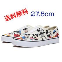 Men 9.5Us Vans Authentic Disney cm - $168.99