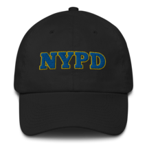 nypd yankees hat / nypd yankees / Cotton Cap image 2