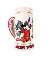 Disney Mickey Mouse Through the Years Mug Beer Stein Cup Ceramic Glass C... - $24.30