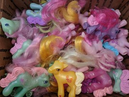 My Little Pony Happy Meal Toy McDonald's HUGE LOT All G3 Large Flat Rate... - $15.00