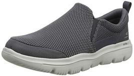 Skechers Men's Go Walk Evolution Ultra-Impeccable Sneaker (10|Charcoal) - £60.84 GBP
