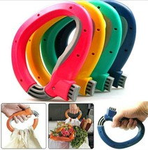 Shopping Grocery Bag Easy Carry Handle Holder Handle Carrier Tool - $7.50