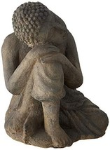Repose ST10231932 Dwelling Buddha Outdoor Statues - $57.31