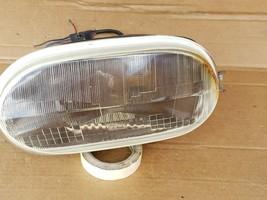 81-91 JAGUAR XJS Euro Glass Headlight Lamp Driver Left LH image 1