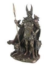 Unicorn Studio 9.75 Inch Norse God - Odin Cold Cast Bronze Sculpture Fig... - $87.55