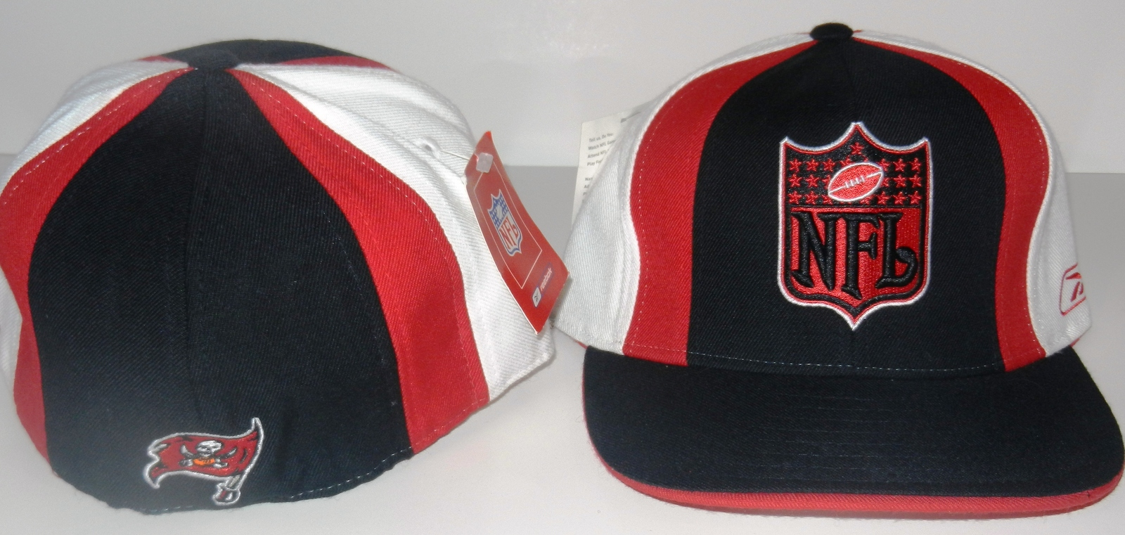 88dcae745 Tampa Bay Buccaneers Fitted Hat Size 7 7 8 and similar items.  Tampabucsreebok 1