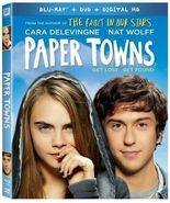 Paper Towns (Blu-ray/DVD, 2015, 2-Disc Set) - £8.78 GBP