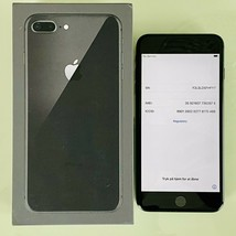 Apple iPhone 7 Plus - 64GB - Space Gray (Unlocked) A1784 (GSM) excellent cond. - $444.51