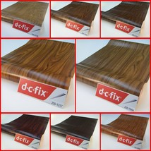DC Fix Self Adhesive Various Dark Wood Grains Vinyl 17.7'' x 78.7'' - $15.14