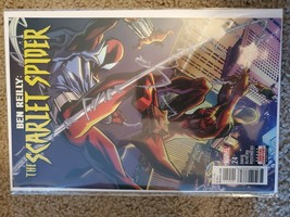 Ben Reilly: The Scarlet Spider #24 (2018 Marvel Comics) ~ Nm Comic Book - $1.00