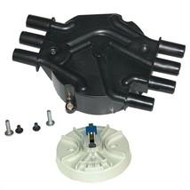 MERCRUISER MPI FLAT V8 DELCO CAP & ROTOR  898253T29 8M0060495 8M0061335 image 1