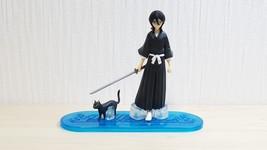 Bandai Bleach Taizen Complete Works RUKIA & CAT YORUICHI Figure - $38.21