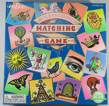 eeBoo Old Fashioned Matching Game - $15.00