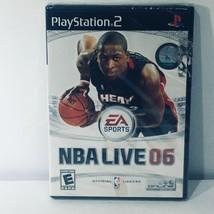 PlayStation 2: NBA Live 06 2006 Sealed Wade Ps2 - $38.00