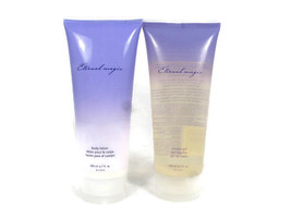 Set of 2 Avon Eternal Magic Body Lotion & Shower Gel 6.7 Fl Oz NEW  - $21.03