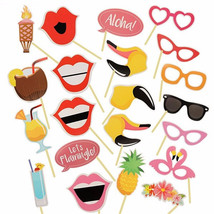 Photo Booth Props Party Mask Photobooth Birthday Wedding Decoration Glasses - ₨1,084.03 INR