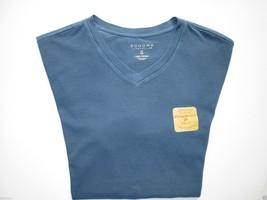 Sonoma Life + Style Vintage Washed Tee ShortSLV  Men TShirt Moodindigo S... - $12.36