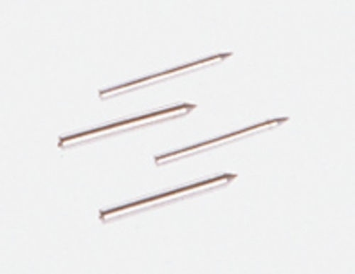 dollhouse miniature 4pc awl replacement pins  ck1044-1