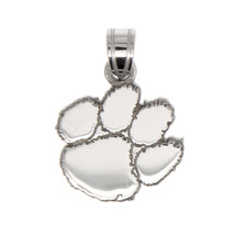 Sterling Silver Clemson University Small Pendant Only - $42.08