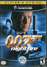 007: NightFire (Nintendo GameCube, 2002) No Manual - $18.80