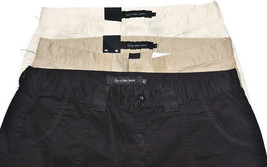 Calvin Klein Women's Khaki Style Shorts - 3 Different Colors - New With Tags! - $29.99