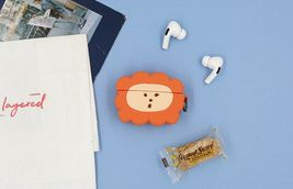 Brunch Brother Lion Airpods Pro Case Protective Silicone Skin Cover Case image 5