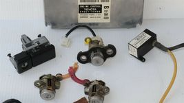 2003 Lexus RX330 ECU Immo Ignition Door Trunk Glovebox Lock Fob Combo Set image 5