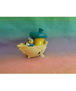 Disney Burger King Donald Duck Windup Boat Vehicle Toy  - not working (1) - $1.18