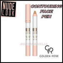 NEW Golden Rose Nude Look Contouring Face Pen WARM HONEY Lasting Make up  - $6.39