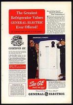 General Electric Refrigerator Conditioned Air 1940 Youngest Cop Police P... - $12.99