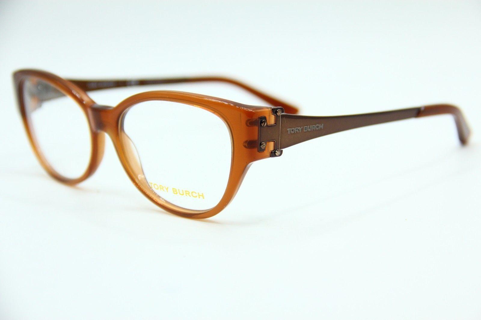 c5fcef8b8c4d New Tory Burch Ty 2077 1678 Brown Eyeglasses and 30 similar items