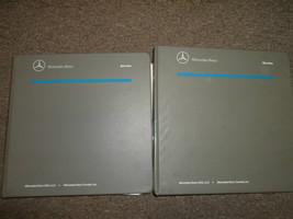 2005 Mercedes Benz Model 171 V1 V2 Electrical Troubleshooting Manual Set Factory - $227.69