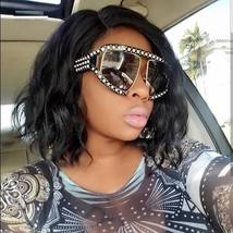 Women Sunglasses Luxury Oversized Sun Shades Lady 2018 Fashion Big Goggles UV400 - $11.87+