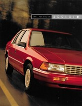 1994 Plymouth ACCLAIM sales brochure catalog US 94 - $6.00