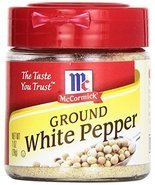 McCormick Ground White Pepper, 1 oz - £7.12 GBP