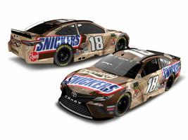 Kyle Busch 2019 #18 Snicker's Creamy Toyota Camry 1:64 ARC - - $7.91